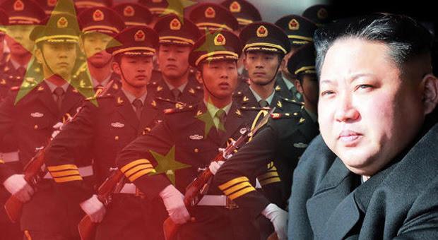 china has threatened to bomb north korea s nuclear facilities