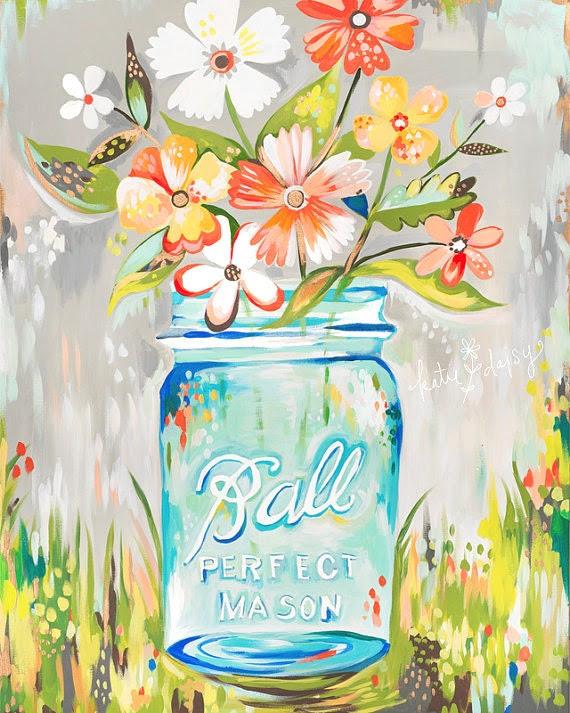 Ball Jar 11x14 Print