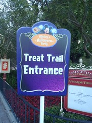 Treat Trail Entrance