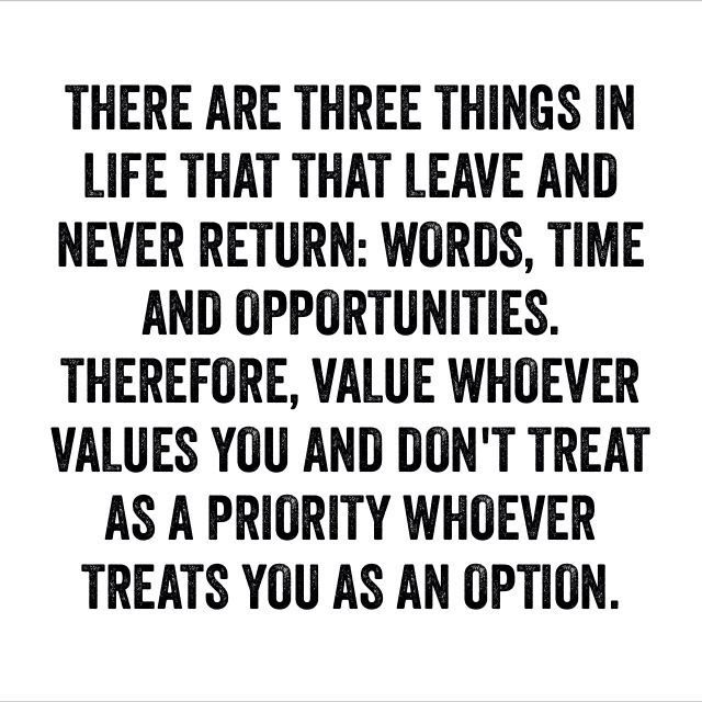 Quotes About Not Being A Priority 25 Quotes