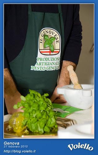 Basilico genovese dop