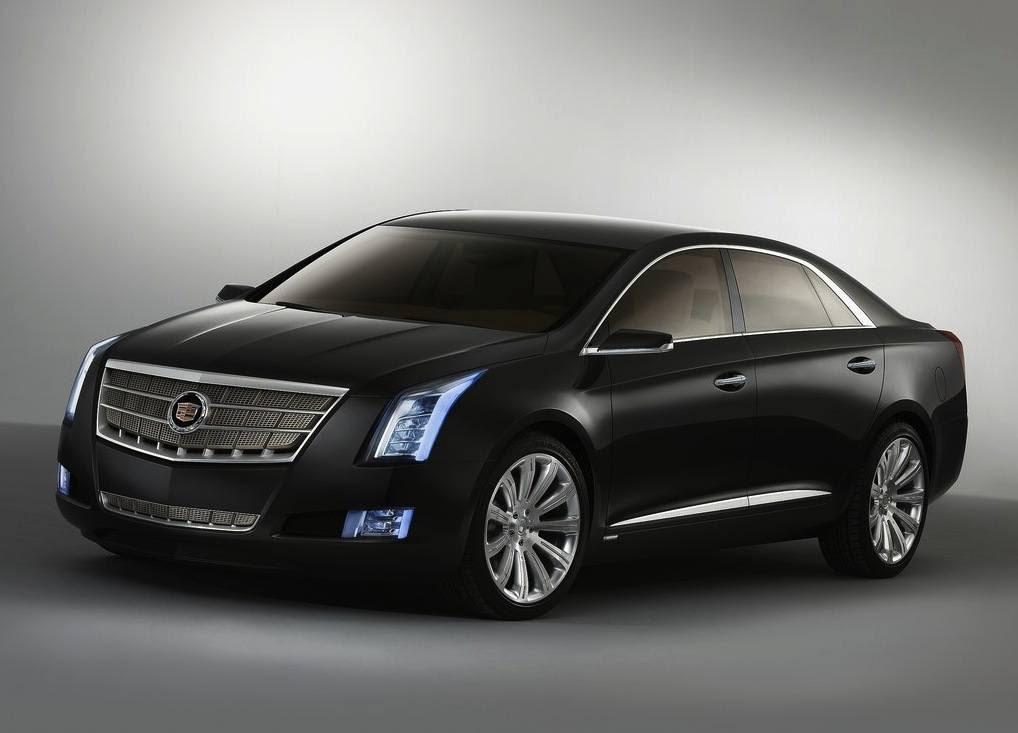 2013 Cadillac XTS, CUE To Debut at LA Auto Show Next Month