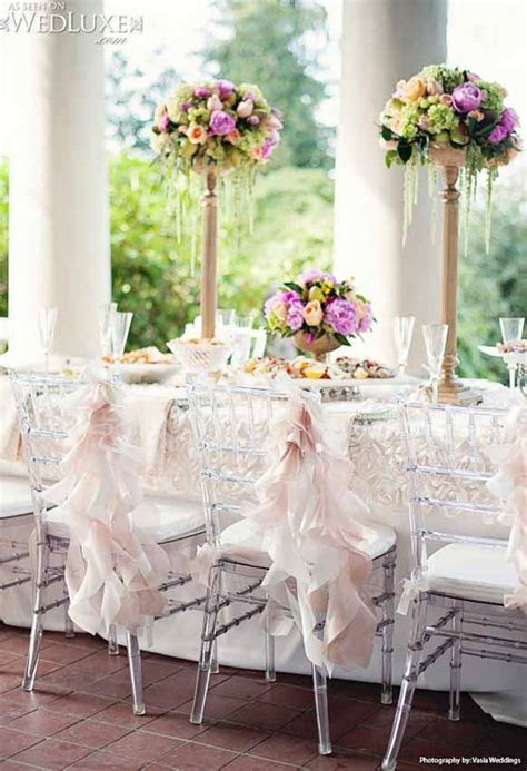 Stylish Wedding Chair Decorations Archives   Weddings