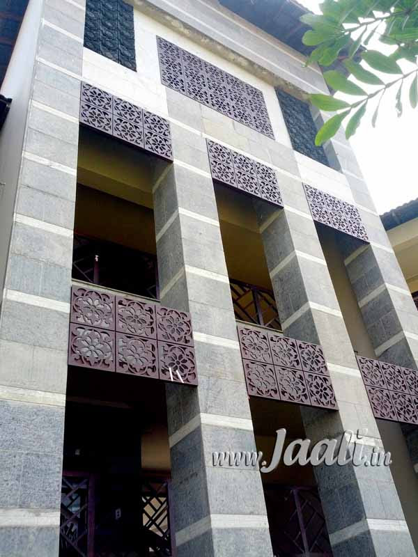 Jali Design For Exterior Wall Decoration Ideas