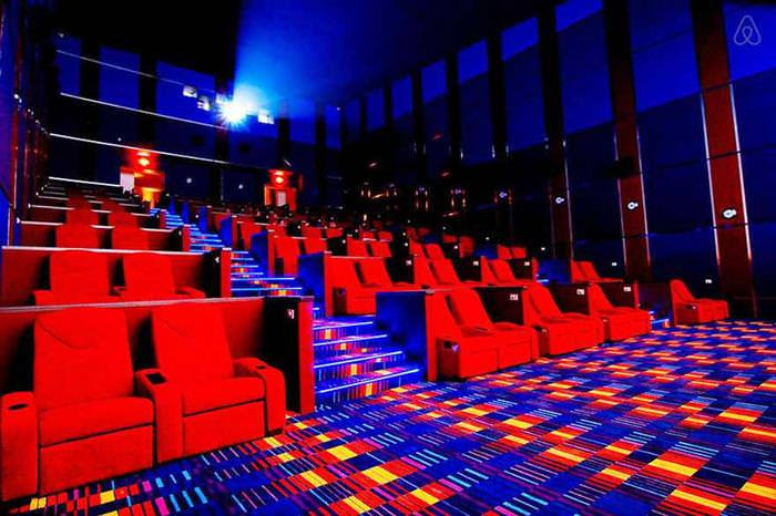 beautiful cinemas