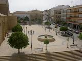 Plaza de Andalucía - online jigsaw puzzle - 35 pieces