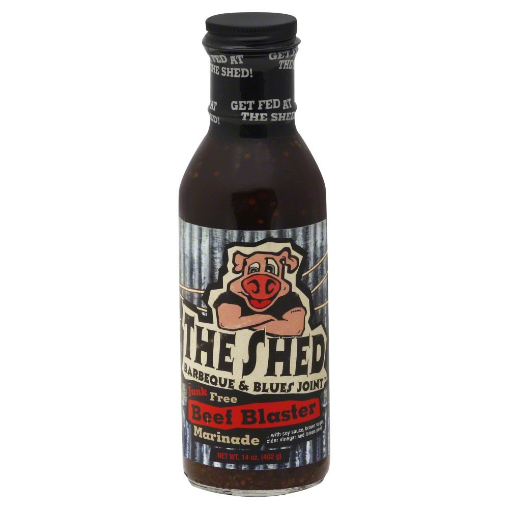 Bbq Chain Restaurant Recipes The Shed Marinades