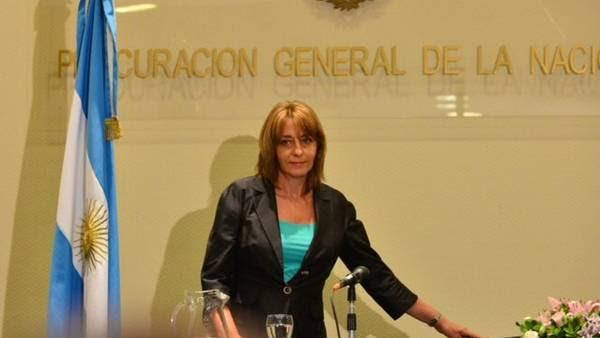 Causa Amia. Gils Carbó anunció el equipo que reemplazará al fallecido fiscal Nisman (Daniel Feldman)