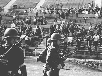 Coup in Chile, 1973