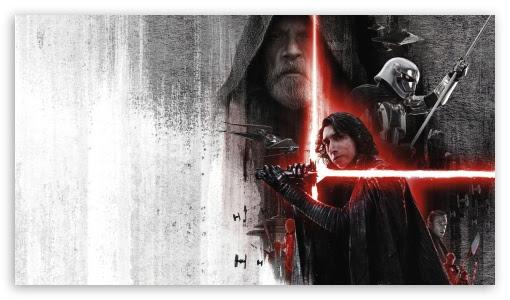 Star Wars The Last Jedi Ultra Hd Desktop Background Wallpaper For 4k Uhd Tv