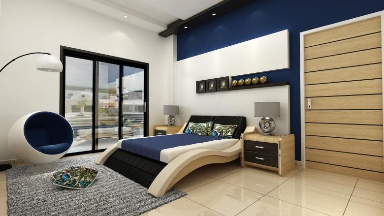 Beautiful Blue Navy Interiors for Spring | Home Decor Ideas