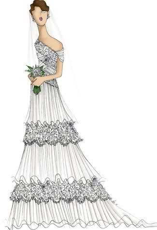 Kate's Wedding Dress :  wedding nyc wedding dress 1z1foe8 Image and video hosting by TinyPic