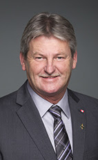 Photo - Scott Duvall - Click to open the Member of Parliament profile