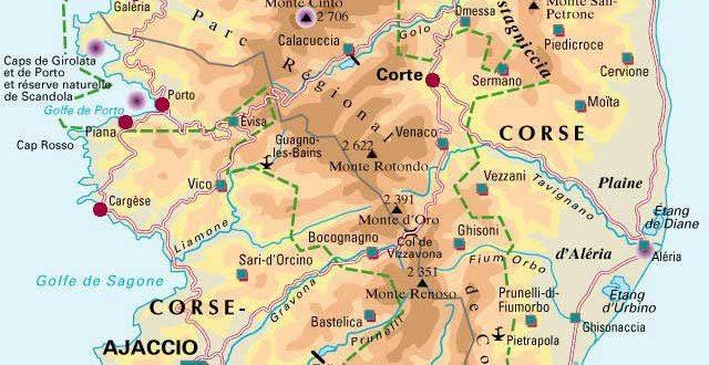 Infos Sur Carte De La France Detaillee Arts Et Voyages