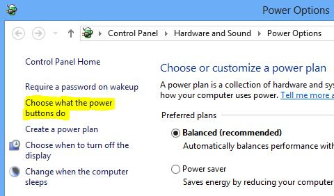 how to turn on hibernate windows 7