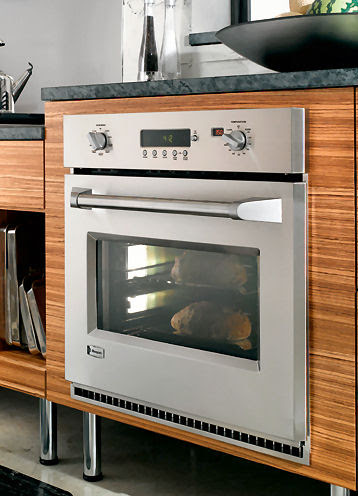GE Monogram professional convection wall ovens