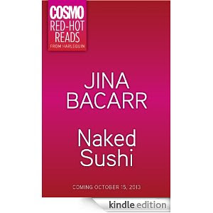 """Temp Cover for """"Naked Sushi"""""""