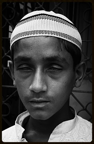 The Blind Beggar Boy of Bandra by firoze shakir photographerno1