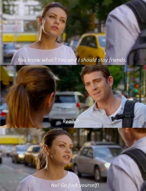 Friends With Benefits 2011 Movie Quotes