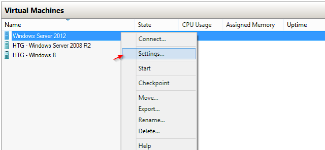 How to Make Hyper-V Virtual Machines Launch Automatically at Startup