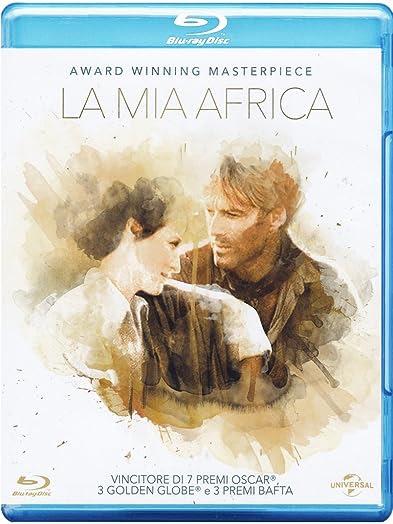 blu ray cover- La mia Africa ed. 2015