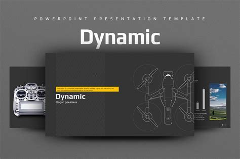 Dynamic ~ Other Presentation Software Templates ~ Creative