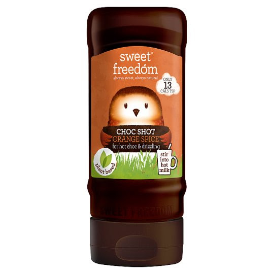 Chocolate Shot Orange Spice Liquid Hot Chocolate 320G
