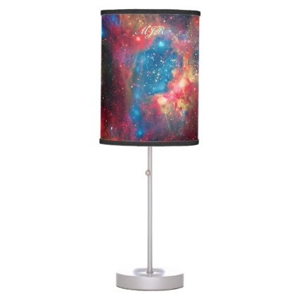 Monogram Star Superbubble, Large Magellanic Cloud Lamps