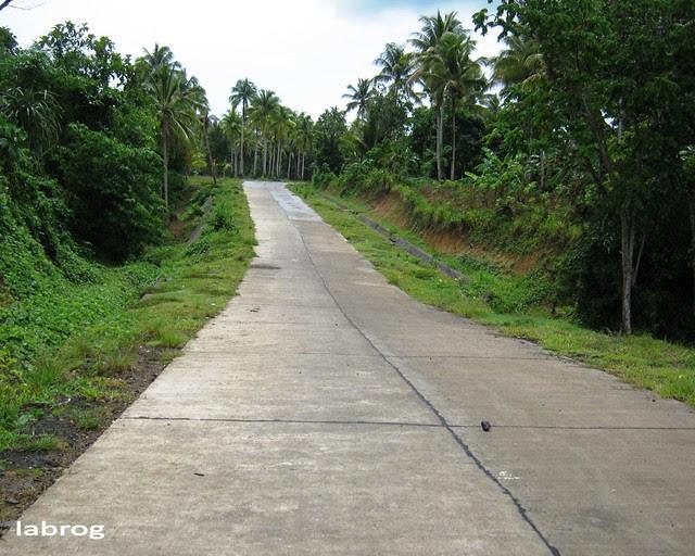 BIA Access Road - Estanza, Legazpi to Gabawan, Daraga