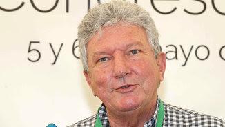 El diputat de Nueva Canarias, Pedro Quevedo, l'han escollit aquest dijous president de la comissió d'investigació del finançament del PP (EFE)