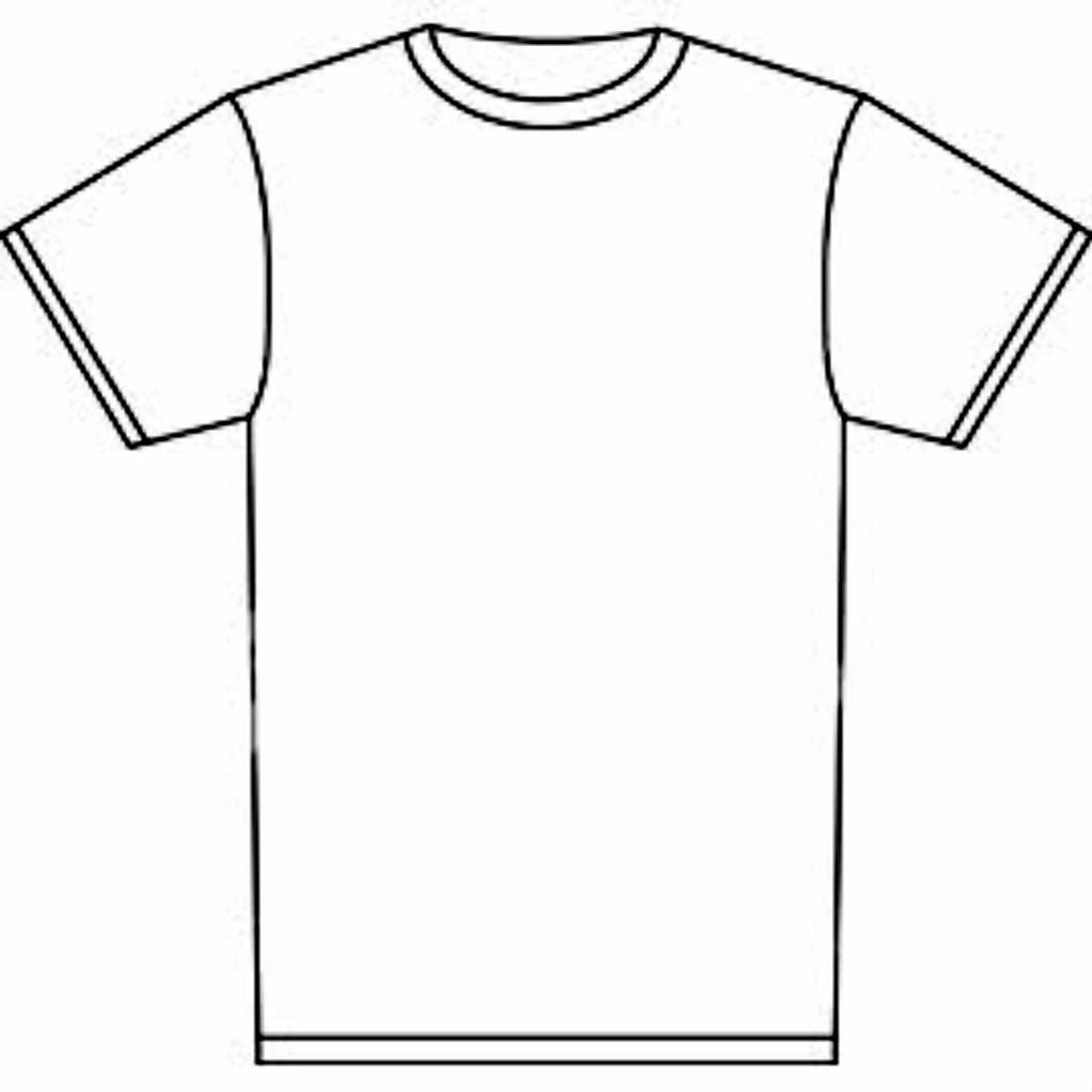 t shirt malvorlage  vorlagen zum ausmalen gratis ausdrucken