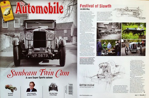 The Automobile by Stefan Marjoram
