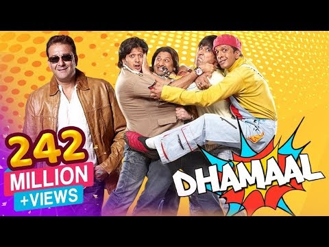 Dhamaal | Hindi Superhit Film