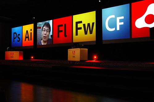 Adobe Max Milan Keynote by jmwhittaker.