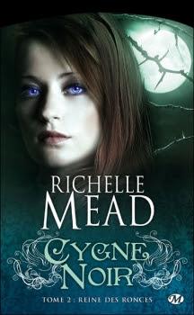 Couverture Cygne noir, tome 2 : Reine des ronces