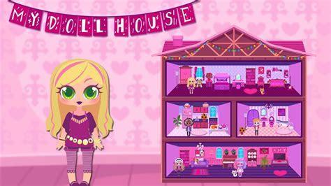 Decorate Barbie Dream House Games   Billingsblessingbags.org