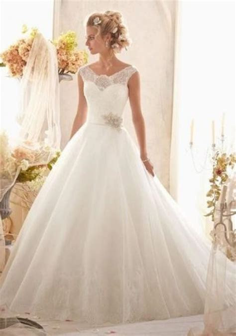whiteivory wedding dress bridal gowns custom size