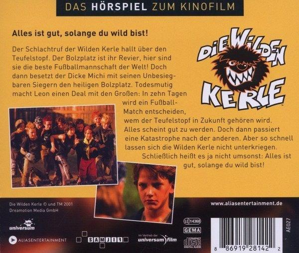 Die Wilden Kerle 5 Kinox