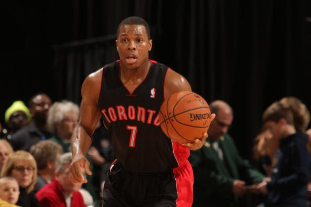 6. Kyle Lowry, Toronto Raptors