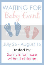 Waiting for Baby Event at Sanity is for those without children