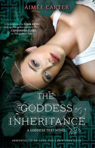 The Goddess Inheritance (Goddess Test, #3)