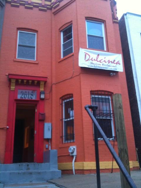 Dulcinea, new Mexican restaurant