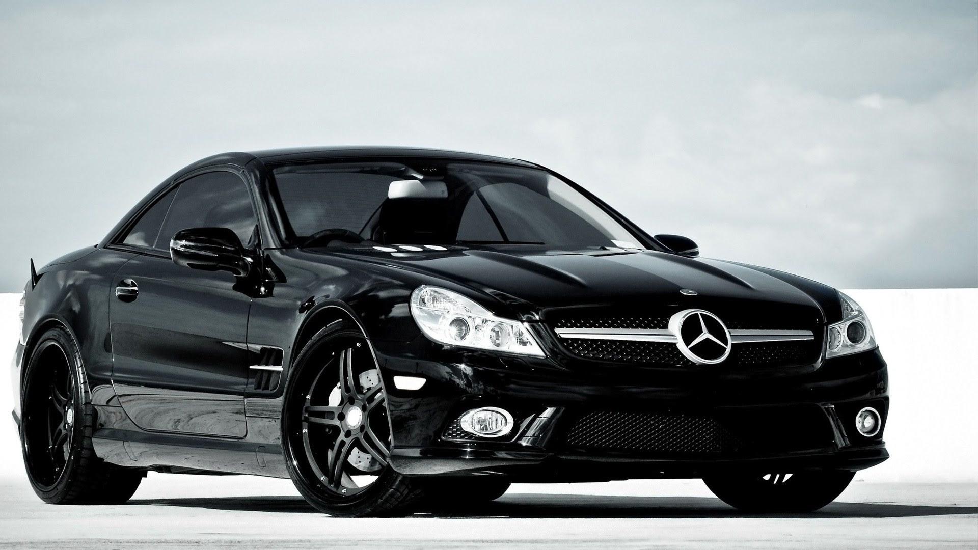 Car Mercedes-Benz Black wallpaper | 1920x1080 | #16410