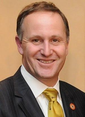 Reunión con Primer Ministro de Nueva Zelanda, ...