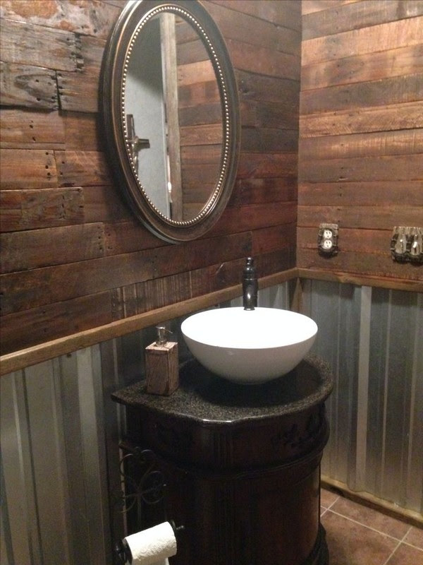 Incredible And Modern DIY Wood Pallet Wall That You Will ...