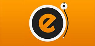 Imagen de logotipo: edjing - DJ mixer console studio - Play, Mix, Record & Share your sound!