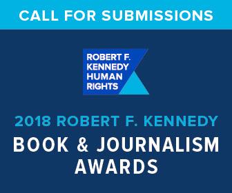 2018 Robert F. Kennedy Book & Journalism Awards