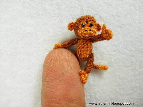 Örgüden Minik Hayvanlar (Amigurumi)