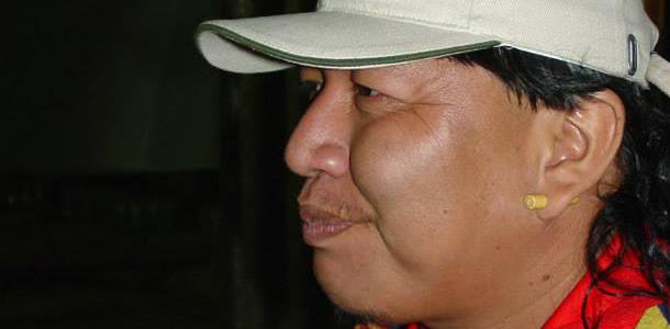 20140314 cacique Jurandir Siridiwe Xavante-