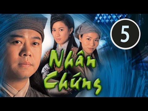 Nhân chứng 05/22(tiếng Việt) DV chính: Âu Dương Chấn Hoa, Xa Thi Mạn; TVB/2002
